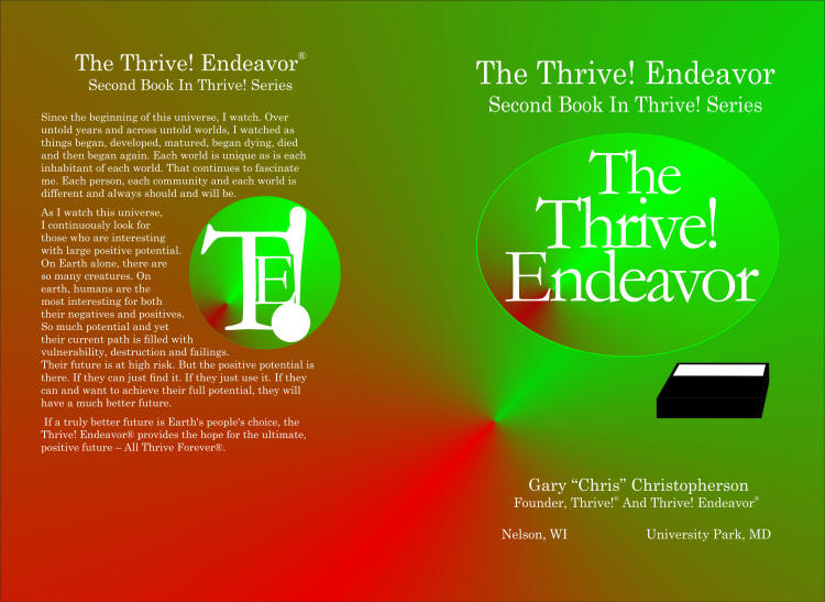 The Thrive! Endeavor - Cover