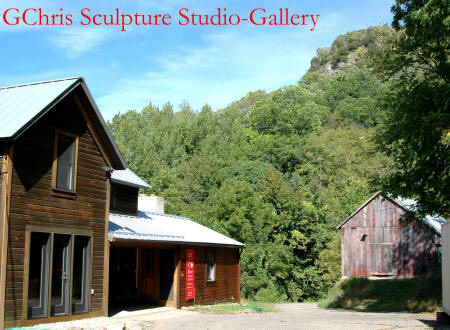 GChris Sculpture Studio-Gallery