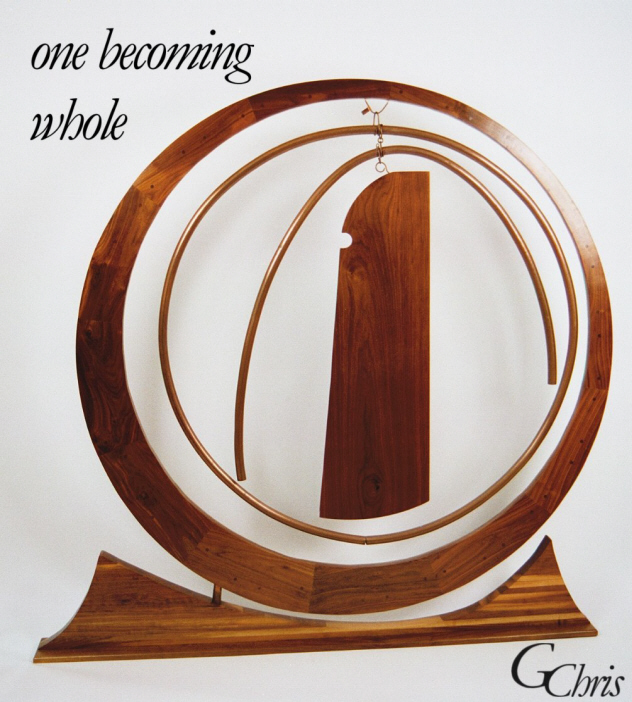 one becoming whole