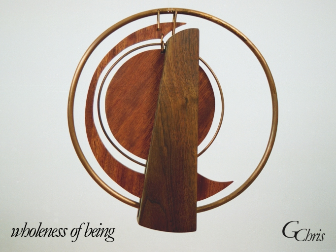 wholeness of being